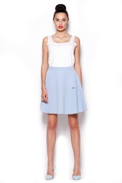 Dámská sukně M285 blue