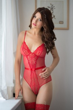 Erotické body Linda red