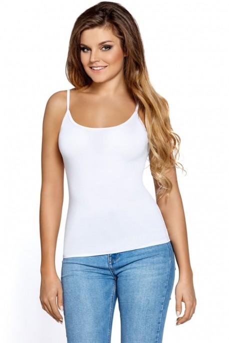 Dámská košilka Macadi white
