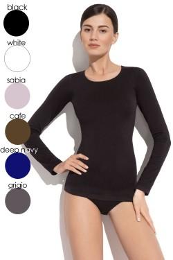 Dámské tričko 2635s black
