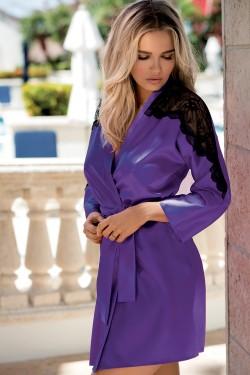 Dámský župan Marion dark violet