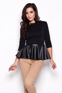 Dámská košile K073 black