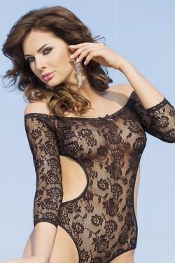 Erotické body Rosa black