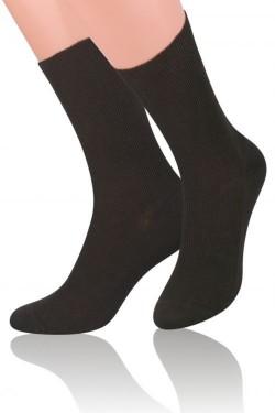 Pánské ponožky 018 brown