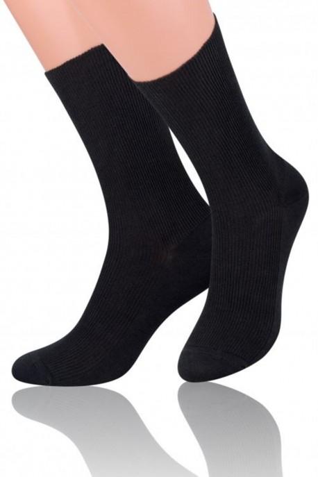 Pánské ponožky 018 black
