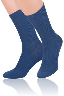 Pánské ponožky 018 jeans