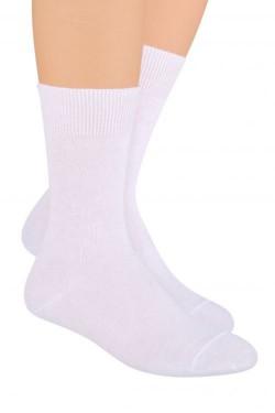 Pánské ponožky 048 white