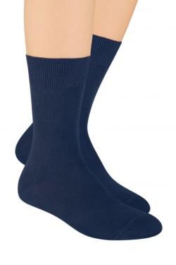 Pánské ponožky 048 dark blue
