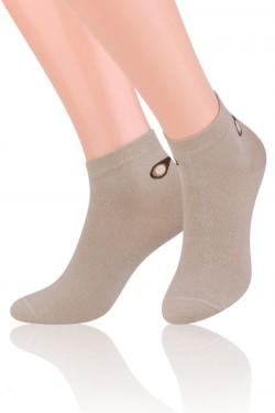 Pánské ponožky 046 beige