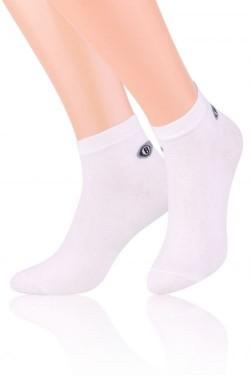 Pánské ponožky 046 white