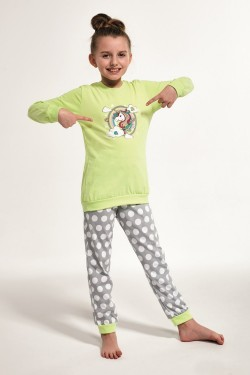 Dívčí pyžamo 594/110 Kids unicorn2