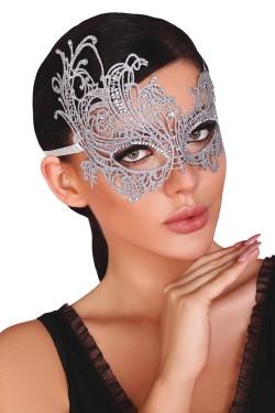 Maska na oči Mask silver
