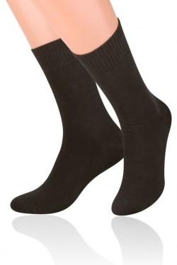Pánské ponožky 015 Fortte brown