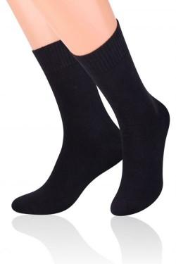 Pánské ponožky 015 Fortte black