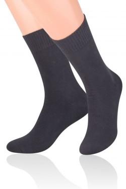 Pánské ponožky 015 Fortte graphite