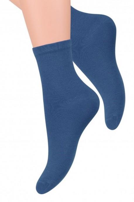 Dámské ponožky 037 jeans