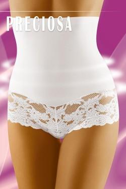Stahovací kalhotky Preciosa white