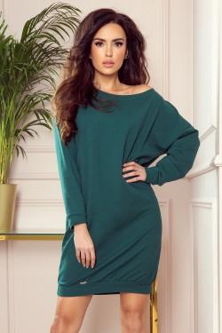Dámské šaty  293-1 Oversize