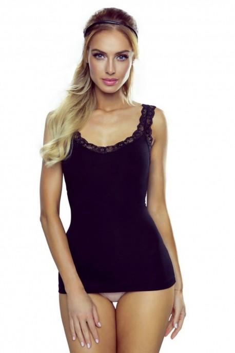 Dámská košilka Lori black