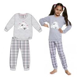 Dívčí pyžamo 592/132 young seals