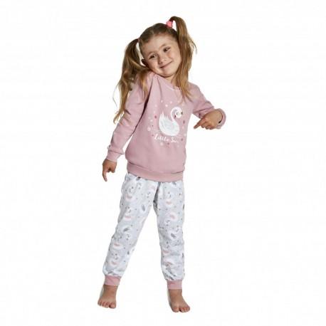 Dívčí pyžamo 387/123 kids little swan