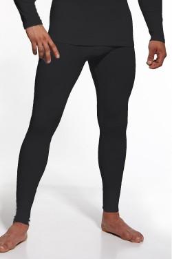 Pánské podvlékací kalhoty Authentic plus black
