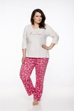 Dámské pyžamo 2330 Irma grey