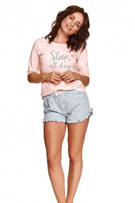 Dámské pyžamo 2488 Malwa pink