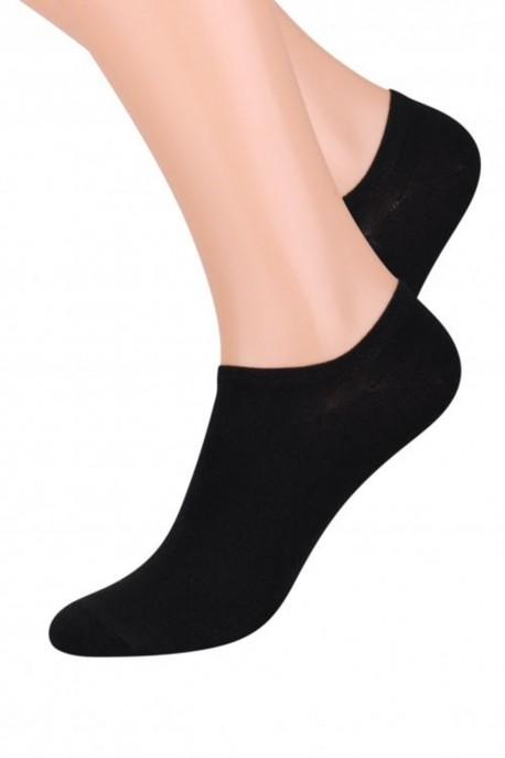 Dámské ponožky 007 black