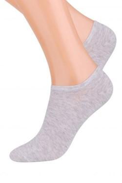 Dámské ponožky 007 grey
