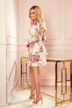 Dámské šaty  297-2 Caroline