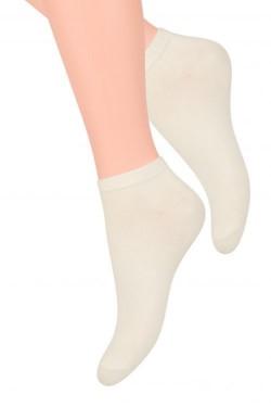 Dámské ponožky 052 white