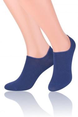 Dámské ponožky Invisible 070 dark blue
