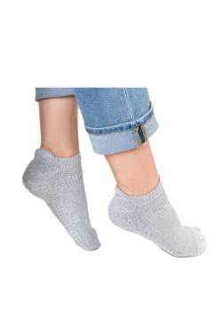 Dámské ponožky 135 grey