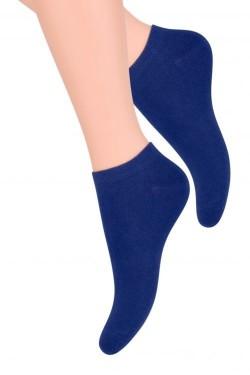 Dámské ponožky 052 dark blue