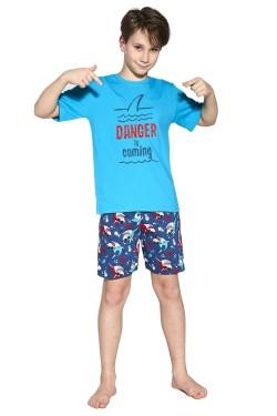 Chlapecké pyžamo 790/94 turkusowa
