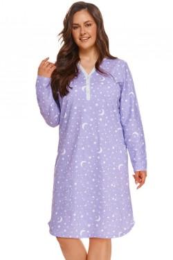 Noční košile 2603 Livia violet