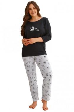 Dámské pyžamo 2610 Vesta plus