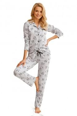 Dámské pyžamo 2584 Celine grey