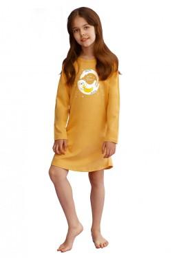 Dívčí pyžamo 2617 Sarah yellow