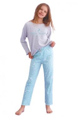 Dívčí pyžamo 2649 Livia grey