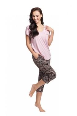 Dámské pyžamo 579 pink